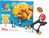 Kid Cuisine - Popcorn Chicken -1 meal
