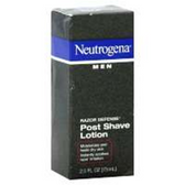 Neutrogena Mens Razor Defense Face Lotion - 2.5 Fl. Oz