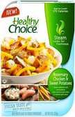 Healthy Choice - Rosemary Chicken & Sweet Potatoes -1 meal