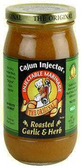 Cajun Injector - Roasted Garlic & Herb -16oz