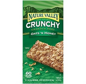 Nature Valley Granola Bars - Oats 'n Honey Cereal