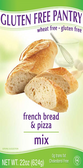 Gluten Free Pantry French Bread & Pizza Mix -22oz