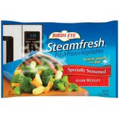 Birds Eye Steam Fresh Specially Seasoned Asian Medley-12 oz
