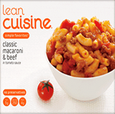 Lean Cuisine - Classic Macaroni and Beef -1 mean