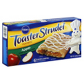 Pillsbury Toaster Strudel Pastries Apple -6 ct