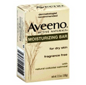 Aveeno Moisturizing Bar - 3.5 Oz