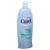 Curel Continuous Comfort Fragrance Free Moisturizing Lotion For