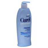Curel Continuous Comfort Original Formula Moisturizing Lotion Fo
