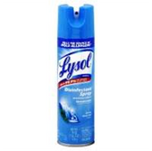 Lysol Spring Waterfall Scent Disinfectant Spray -12 oz