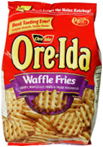 Ore Ida Waffle Fries-22oz