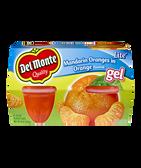 Del Monte - Mandarin Oranges in Orange Gel -4ct
