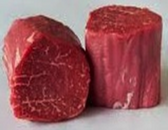 Natural Angus Beef Tenderloin Steak Special Trim -2lb