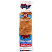 Nature's Own 100% White Wheat Bread -20 oz