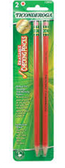 Dixon Red Ticonderoga Pencils -2ct