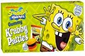 Gummy Krabby Patties -2.54oz
