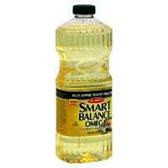 Smart Balance Omega Natural Blends of Canola,Soy & OliveOils-48o
