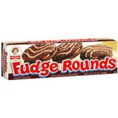 Little Debbie Fudge Rounds -12 ct