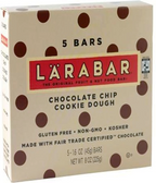 Larabar - Chocolate Chip Cookie Dough -5 bars