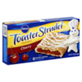 Pillsbury Toaster Strudel Pastries Cherry -6 ct