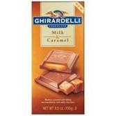 Ghirardelli Chocolate Squares Milk Chocolate w/ Caramel Prestige