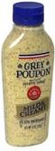 Grey Poupon - Mild & Creamy Dijon Mustard -11oz