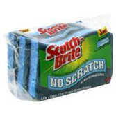 Scotch-Brite All Purpose Sponges - 3 Package