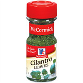 McCormick Cilantro Leaves -5 oz