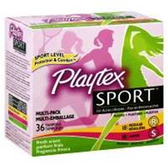 Playtex Sport Fresh Scent Multi Pack Tampons - 36 Count