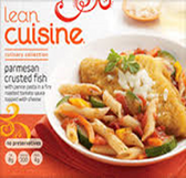 Lean Cuisine - Parmesan Crusted Fish -1 meal