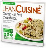 Lean Cuisine - Chicken w/Basil Cream Sauce -1 meal