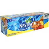 Nestea Ice Tea w/ Lemon Flavor -12pk