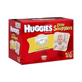 Huggies Supreme Little Snugglers Diapers Size 1-2 - 108 pk