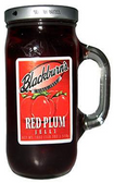 Blackburn's Preserves - Red Plum -18oz