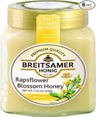Breltsamer Creamy Rapsflower Honey -17.5oz