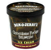 Ben And Jerrys Chocolate Fudge Brownie Ice Cream-16 oz