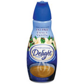 International Delight Fat Free French Vanilla Coffee Creamer
