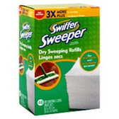 Swiffer Disposable Cloths Lemon -32 ct