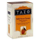 Tazo Wild Sweet Orange Tea -1.5 oz