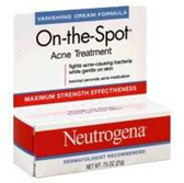 Neutrogena On The Spot Acne Treatment - .75 Oz