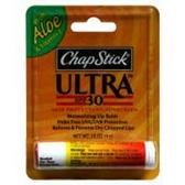 Chapstick Ultra Spf 30 Lip Balm - .15 Oz