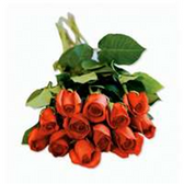 Dozen Roses Bunches - Red