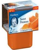 Gerber All-Natural - Sweet Potato -3.5oz