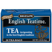 Bigelow English Tea Time - 20 ct