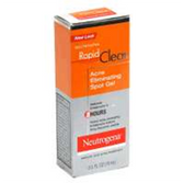 Neutrogena Rapid Clear Acne Eliminating Spot Gel - 0.5 Fl. Oz.