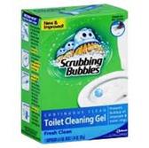Scrubbing Bubbles Fresh Clean Toilet Gel -6 pk
