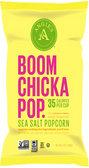 Angie's Kettle Corn BOOMCHICKAPOP - Sea Salt Popcorn -6oz