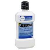 Listerine Whitening Pre-Brush Rinse - 32 Fl. Oz.