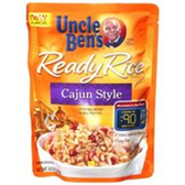 Uncle Ben's Ready Rice (Just Microwave) - Cajun Style-8.8 oz
