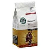 Starbucks Sumatra Ground Coffee 12 oz