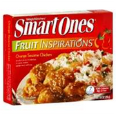 Weight Watchers Smart Ones Frozen Orange Sesame Chicken-9 oz